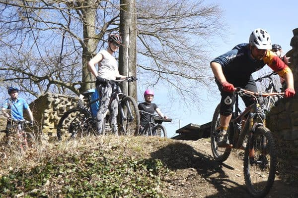 Mountainbikeschule Trailacademy. MTB Fahrtechnik für Köln, Bonn, Windeck, Koblenz,