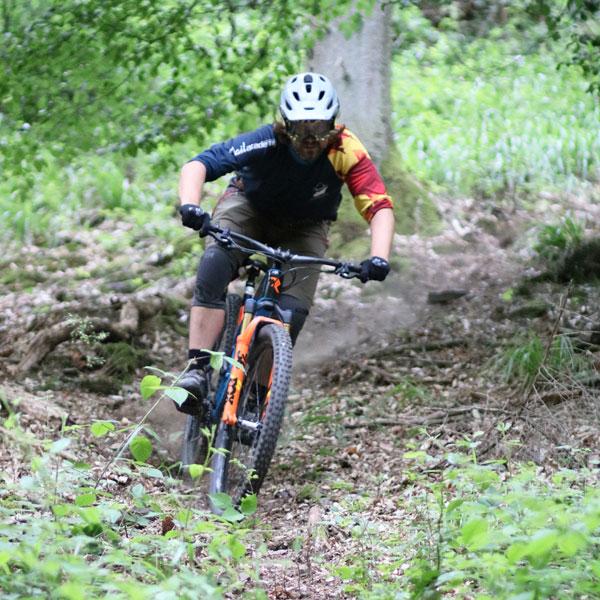 Enduro MTB Fahrtechnik Kurs, Rennen - Trailacademy - Radon Slide Trail