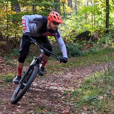 Frankfurt Taunus MTB Kurse. Mountainbiken lernen am Feldberg.