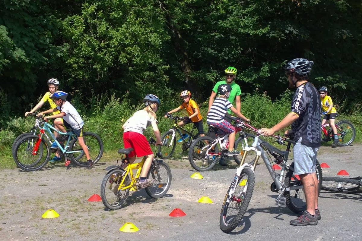 kids on trails die mountainbike ferienaktion f r kinder. Black Bedroom Furniture Sets. Home Design Ideas