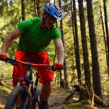 Mountainbikekurse für Einsteiger und Anfänger