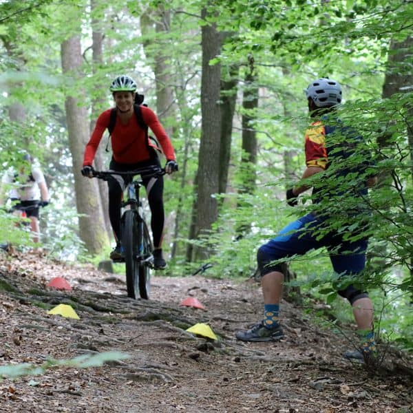 Kurse& Trainings - Mountainbike Fahrtechnik Besuche unsere Trailacademy Standorte in NRW, Köln, Bonn, Koblenz oder Bensheim