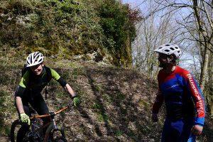 Mountainbike Fahrtechnik Kurse in NRW
