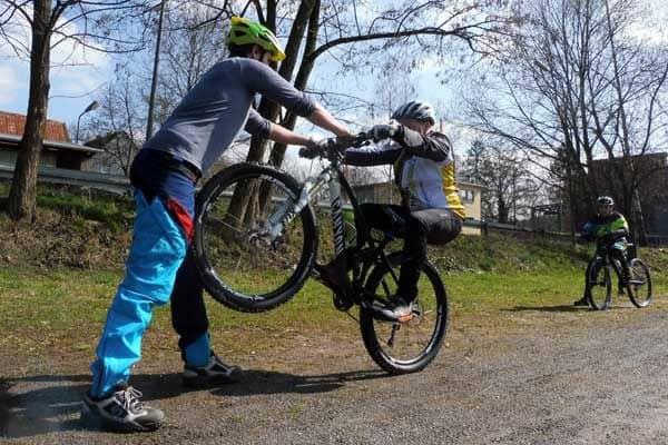 MTB Kurse in NRW- Fahrtechnik für Mountainbike Touren
