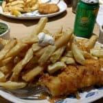 Fish n Chips - Die besten in England